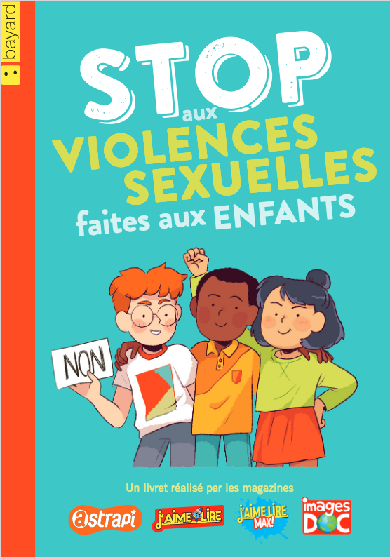 Livret STOP aux violences sexuelles faites aux enfants